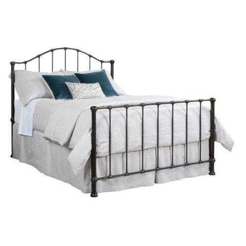 Garden King Bed - Complete