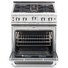 """Culinarian 30"""" Gas Self Clean Range"""