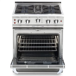 "CapitalCulinarian 30"" Gas Self Clean Range"