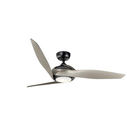 Zenith Collection 60 Inch Zenith Fan LED SBK
