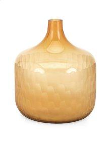 Saffron Short Vase