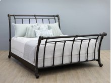 Brookshire Iron Bed