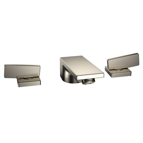 Legato® Widespread Lavatory Faucet - Brushed Nickel