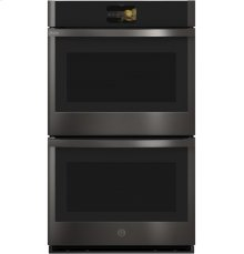 "GE Profile Series 30"" Built-In Convection Double Wall Oven"