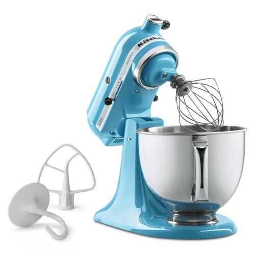 Artisan® Series 5 Quart Tilt-Head Stand Mixer - Crystal Blue