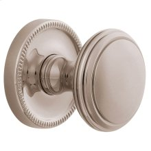 Polished Nickel with Lifetime Finish 5069 Estate Knob