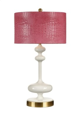 Mirabella Lamp - White