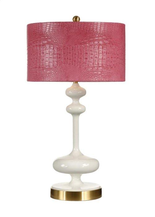 Mirabella Lamp - White