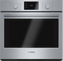 "500 Series, 30"", Single Wall Oven, SS, EU Convection, Knob Control***FLOOR MODEL CLOSEOUT PRICING***"