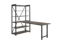 Desk and Bookcase Set Product Image