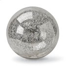 Mercury Glass Sphere (8 Inch) Product Image