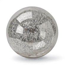 Mercury Glass Sphere (8 Inch)