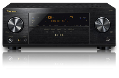 5.2-Channel AV Receiver with Built-in Bluetooth ® and Wi-Fi ®