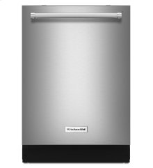 46 DBA Dishwasher with Third Level Rack and PrintShield™ Finish - PrintShield Stainless