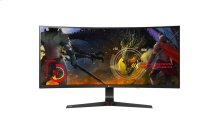 """34"""" Class 21:9 UltraWide® Full HD IPS Curved LED Gaming Monitor with G-SYNC (34"""" Diagonal)"""