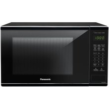 1.3 Cu. Ft. 1100W Countertop Microwave Oven - Black -NN-SU656B