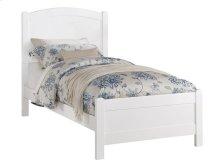 Helene Twin Bed Whit
