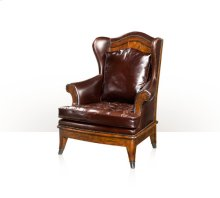 The Castle Fireside Chair, Old English