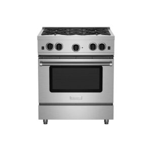 "Bluestar30"" Culinary Series (RCS) Sealed Burner Range"