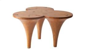 Butterfly Coffee Table Faux Wood
