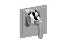 Finezza UNO Thermostatic Valve Trim Plate and Handle