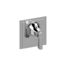 Finezza UNO Thermostatic Valve Trim Plate and Handle