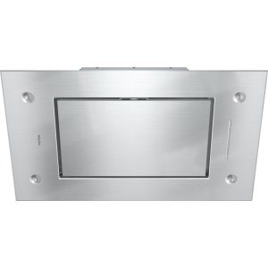 MieleCeiling extractor with energy-efficient LED lighting and backlit controls for easy use.