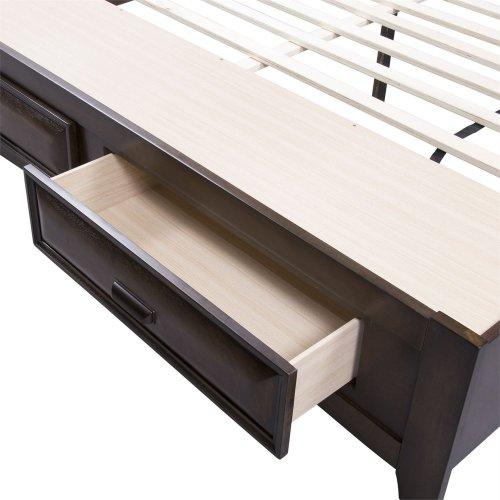 King Panel Headboard and Footboard