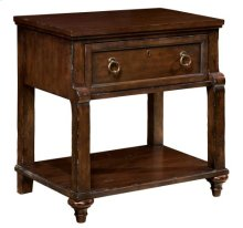 Charleston Place - One Drawer Night Stand