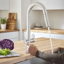 Beale MeasureFill Touch Kitchen Faucet  American Standard - Polished Chrome