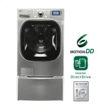 4.2 cu.ft. Ultra-Large Capacity SteamWasher with LCD Display