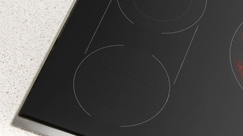 30-Inch Masterpiece® Touch Control Electric Cooktop, Black, Frameless