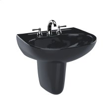 Supreme® Wall Mount Lavatory - Ebony