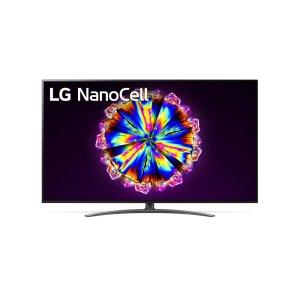 LG ElectronicsLG NanoCell 91 Series 2020 65 inch Class 4K Smart UHD NanoCell TV w/ AI ThinQ® (64.5'' Diag)