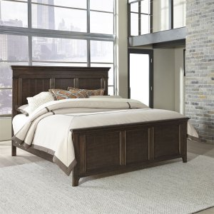 Liberty Furniture Industries King Panel Bed