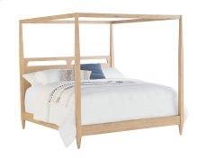 Salvage Era Canopy Queen Bed