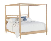 Wheat Era Canopy Queen Bed