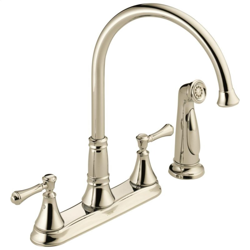 2497LFPN in Polished Nickel by Delta Faucet Company in New ...