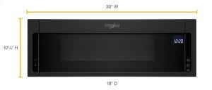 1.1 cu. ft. Low Profile Microwave Hood Combination