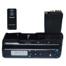 Polaroid Wireless LCD Display Performance Battery Grip For Canon Eos T2i, T3i Digital Slr Camera (PL-GR18T2I)