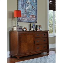 Chadwick Dresser - Misson Oak