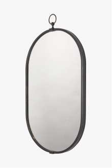 "Concord Wall Mounted Oval Mirror 19"" x 1 1/4"" x 33 1/4"" STYLE: COMR01"