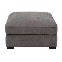 Emerald Home Charcoal Repose Cocktail Ottoman