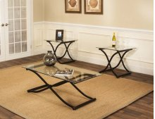 Zircon Occasional Tables 3pk