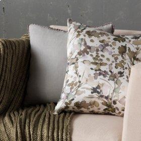 "Naida NDA-003 22"" x 22"" Pillow Shell with Polyester Insert"