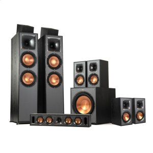 KlipschR-820F 7.1.2 Dolby Atmos Home Theater System