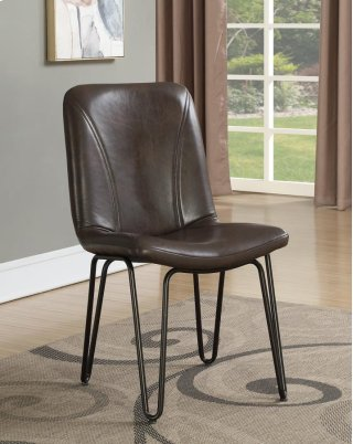 Urge Dining Chair Brown