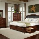 Star Valley Upholstered Bed Product Image