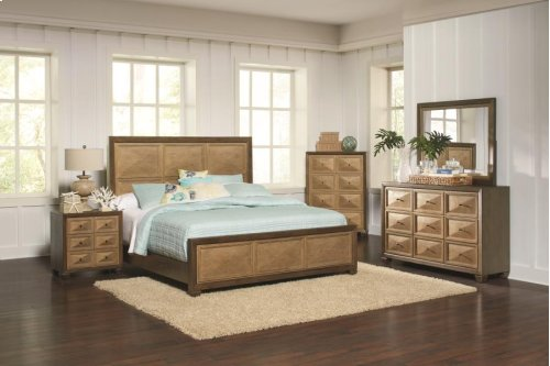 Kw 5pc Set (KW.BED,NS,DR,MR,CH)