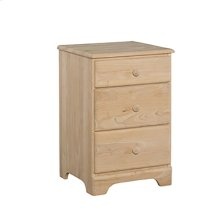 BD-5013 Jamestown 3-Drawer Night Stand
